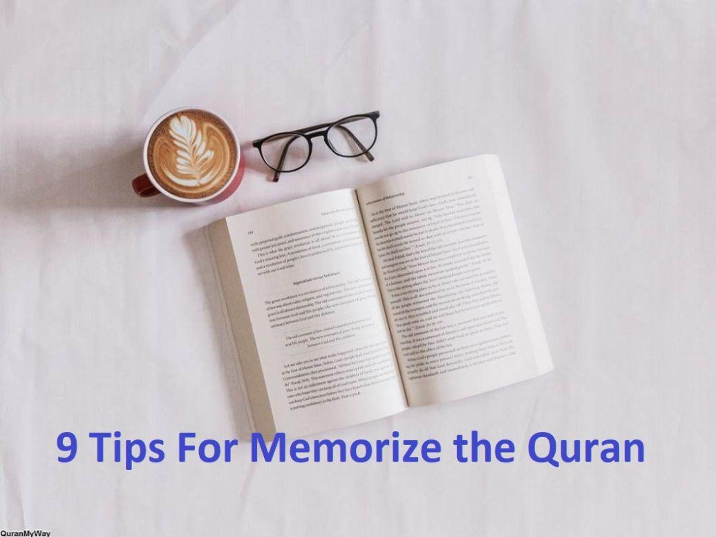 tips memorize quran